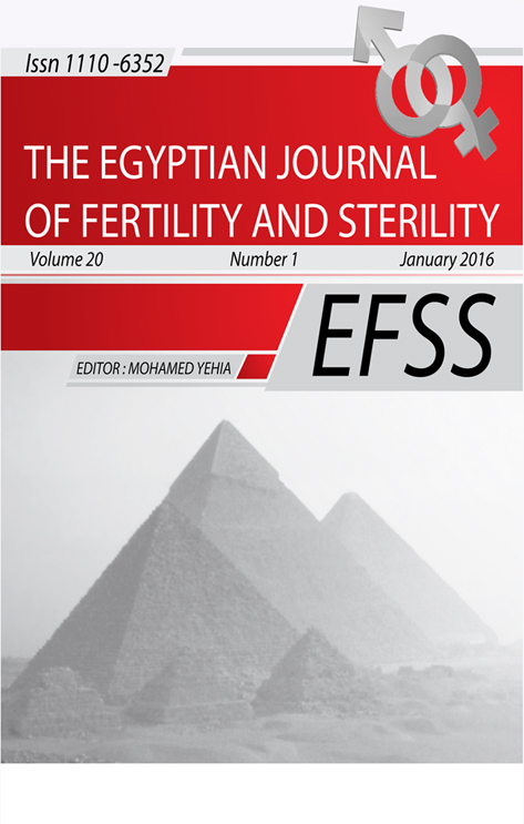 The Egyptian Journal of Fertility of Sterility